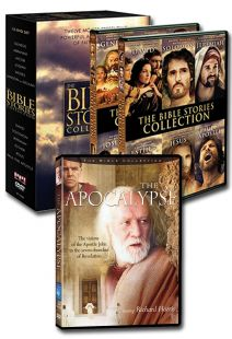 Bible Collection - Set of Twelve Films Plus The Apocalypse