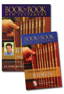 Book by Book:  II Timothy DVD & Guide