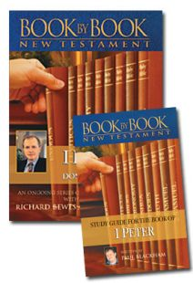 Book by Book:  I Peter DVD & Guide