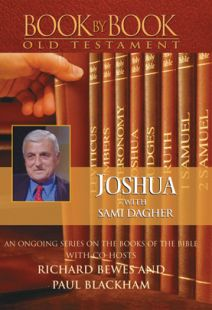 Book By Book - Joshua DVD With Guide