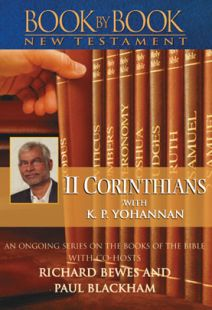 Book By Book - 2 Corinthians DVD With Guide