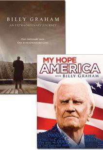 Billy Graham Set of 2