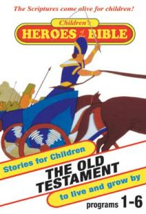 Children's Heroes Of The Bible: Old Testament - .MP4 Digital Download
