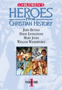 Children's Heroes From Christian History: Vol. I - .MP4 Digital Download