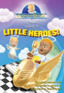 Cherub Wings #14: Little Heroes - .MP4 Digital Download