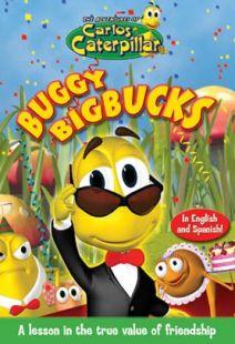 Carlos Caterpillar #5: Buggy Bigbucks - .MP4 Digital Download