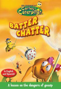 Carlos Caterpillar #8: Batter Chatter - .MP4 Digital Download