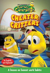 Carlos Caterpillar #10: Cheater Critters - .MP4 Digital Download