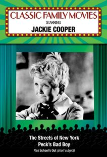 Classic Family Movies - The Jackie Cooper Collection - .MP4 Digital Download