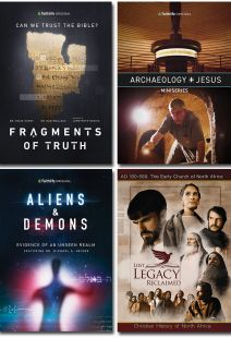 Compelling New Documentaries - Set of 4 from BAR0520