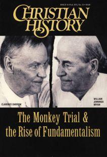 Christian History Magazine #55 - The Monkey Trial