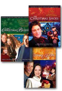 Christmas Shoes Set Of Three