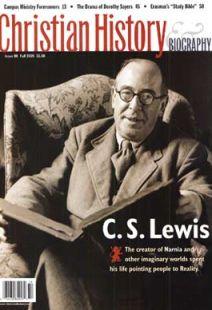 Christian History Magazine #88 - C. S. Lewis