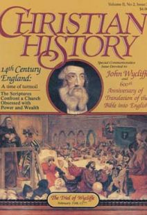 Christian History Magazine #3 - John Wycliffe
