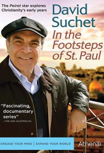 David Suchet - In the Footsteps of St. Paul