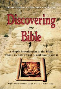Discovering The Bible: 32 page Booklet