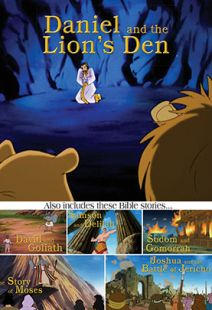 Daniel and the Lion's Den - 6 Movie Pack