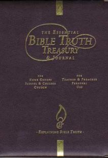 Essential Bible Truth Treasury - Journal