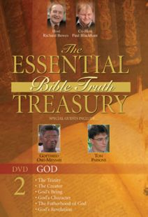 Essential Bible Truth Treasury #2: God - .MP4 Digital Download