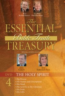 Essential Bible Truth Treasury #4: The Holy Spirit - .MP4 Digital Download