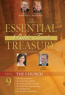 Essential Bible Truth Treasury #9: The Church - .MP4 Digital Download