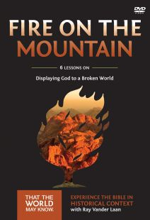 Faith Lessons 9: Fire On The Mountain