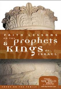 Faith Lessons 2: Prophets And Kings