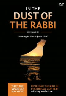 Faith Lessons 6: In The Dust Of The Rabbi