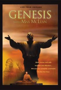 Genesis With Max McLean