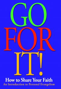 Go for It - .MP4 Digital Download