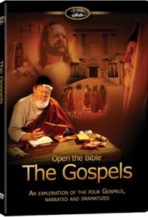 "Gospels (""Open The Bible"" Series)"