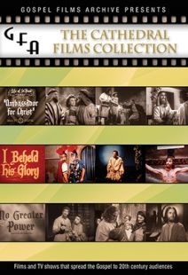 Gospel Films Archive Series - Cathedral Films Collection - .MP4 Digital Download