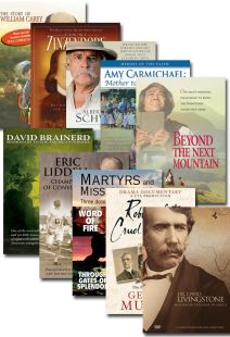 Great Missionaries - Set of 10