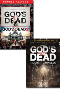 God's Not Dead - Set of 3