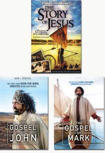 Gospels - Set of Three
