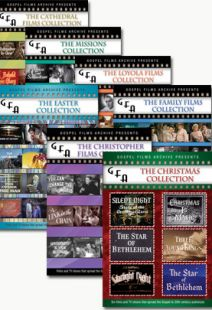 Gospel Films Archive - Set of Seven