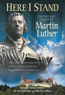 Here I Stand: Martin Luther - .MP4 Digital Download