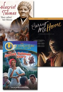 Harriet Tubman - Set of 3