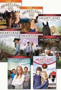 Heartland - Seasons 1-7 Plus Christmas Special