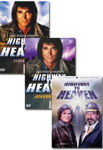 Highway to Heaven - Seasons 1-4