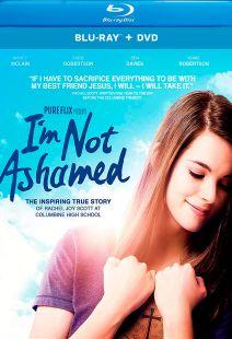 I'm Not Ashamed (Blu-ray & DVD)