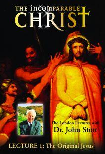 Incomparable Christ #1, The Original Jesus - .MP4 Digital Download