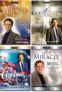 It's a Miracle - Set of 4