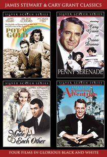 James Stewart & Cary Grant Classics