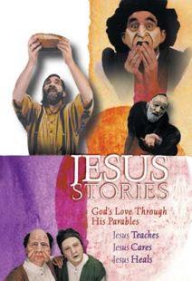 Jesus Stories - .MP4 Digital Download