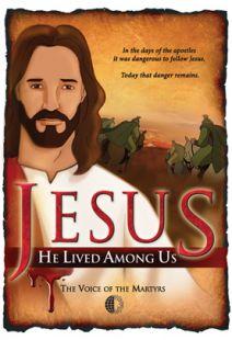 Jesus: He Lived Among Us - .MP4 Digital Download