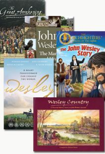 John Wesley - Set of Five