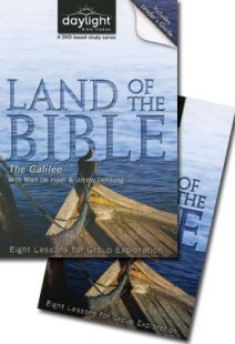 Land Of The Bible: Galilee