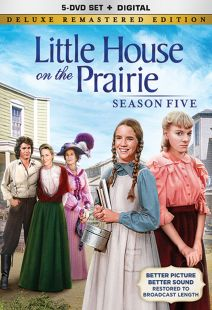 Little House On The Prairie: Season 5