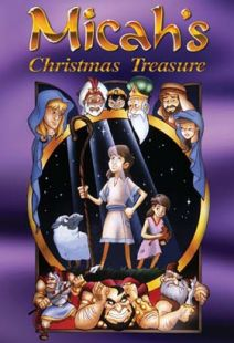 Micah's Christmas Treasure - .MP4 Digital Download
